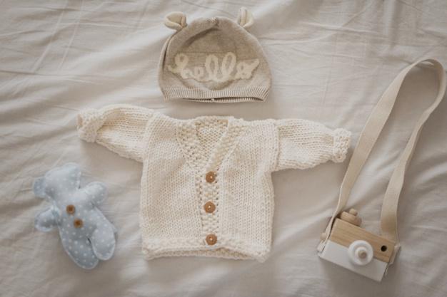 4 dicas de como vestir seu filho recém nascido no inverno